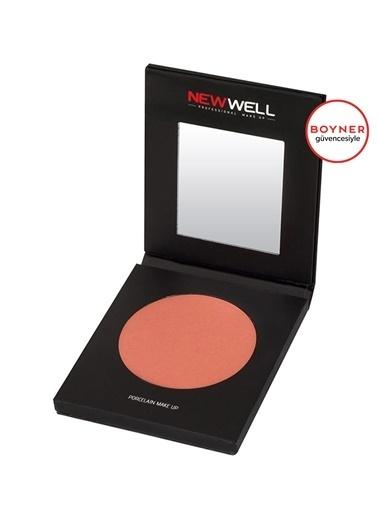 New Well New Well Derma Cover Blusher 03 Allık Renksiz